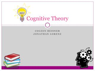 Cognitive Theory