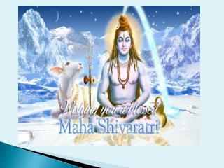 What is Maha Shivratri ?
