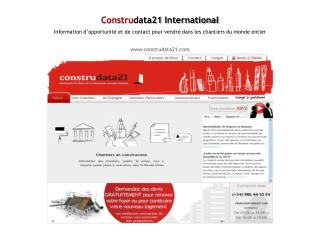 Constru data21  International