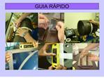 GUIA R PIDO