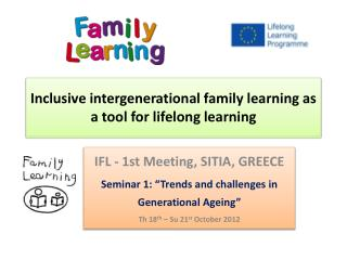 Inclusive intergenerational family learning as a tool for lifelong learning