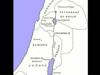 8.The  First  Jerusalem visit of Jesus as the Messiah.