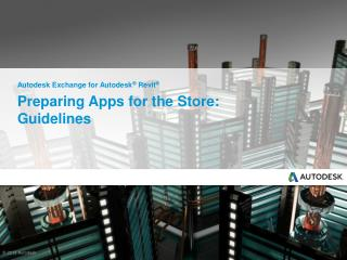 Preparing Apps for the  Store:  Guidelines