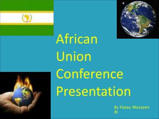 African Union Conference  Presentation