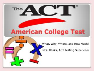 American College Test
