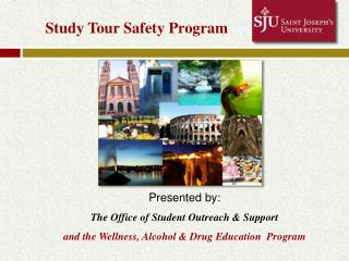 Study  Tour  Safety Program