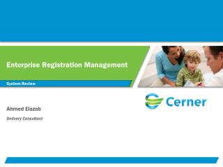Enterprise Registration Management