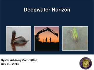 Oyster Advisory Committee July 19, 2012