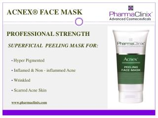 ACNEX® FACE MASK