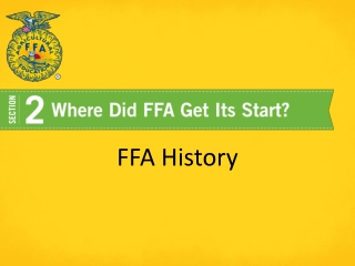 History of American Farm Technology
