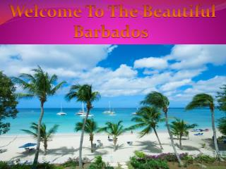 Welcome To The Beautiful Barbados