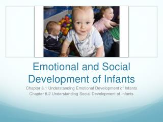 Emotional and Social Development of Infants