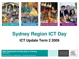 Sydney Region ICT Day