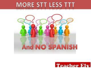 MORE STT LESS TTT