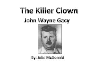 The Killer Clown