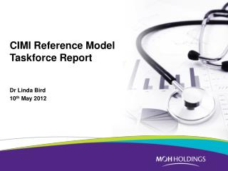CIMI Reference Model Taskforce Report
