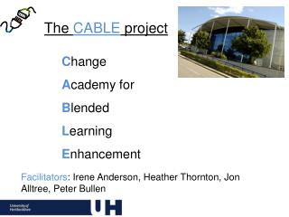 The  CABLE  project