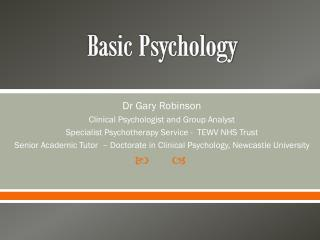 Basic Psychology