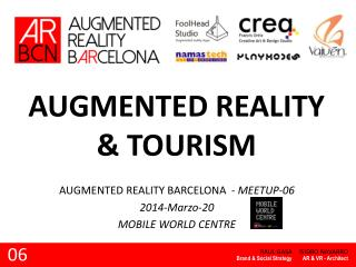 AUGMENTED REALITY & TOURISM