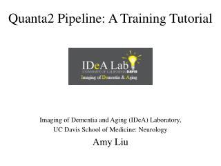 Q uanta2 Pipeline: A Training Tutorial