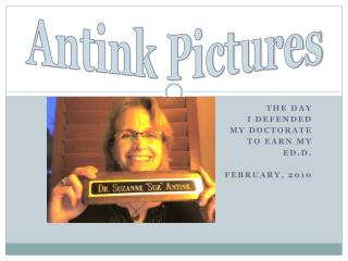 Antink Pictures