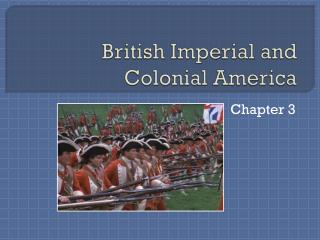 British Imperial and Colonial America