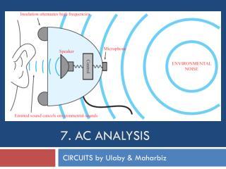 7. AC Analysis
