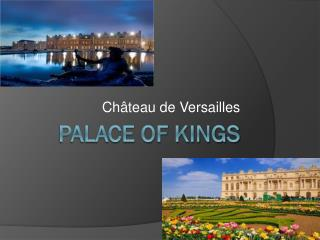 Palace of Kings