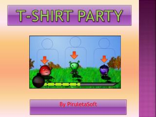 T- Shirt Party