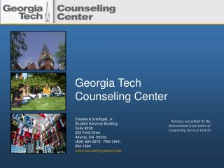 Georgia Tech Counseling Center