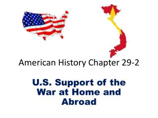 American History Chapter 29-2