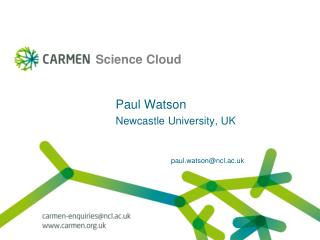 Science Cloud