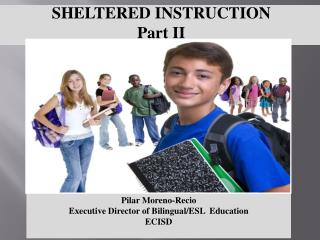 SHELTERED INSTRUCTION Part II