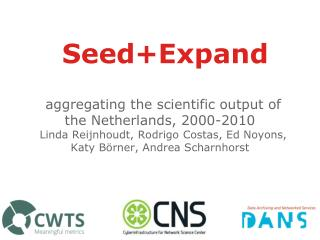 Seed+Expand