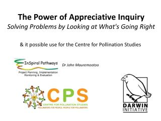 The Power of Appreciative Inquiry Solving Problems by Looking at What's Going Right