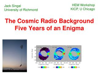 The Cosmic Radio Background Five Years of an Enigma