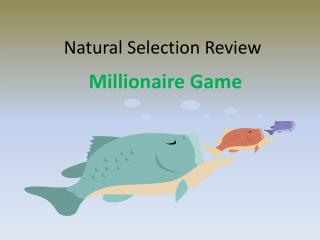 Natural Selection Review