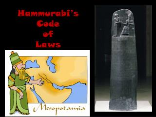 Hammurabi's Code of Laws