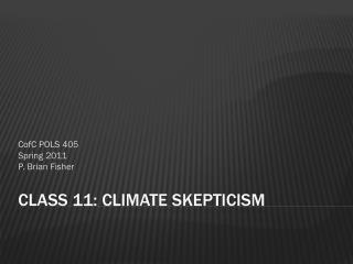 Class 11: Climate Skepticism