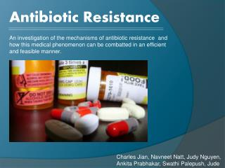 Antibiotic Resistance