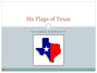 Six Flags of Texas