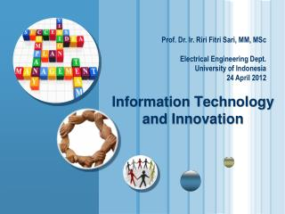 Information Technology and Innovation
