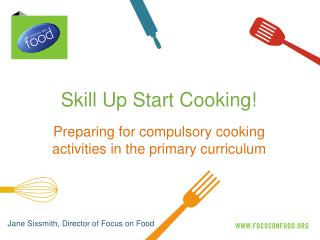 Skill Up Start Cooking!