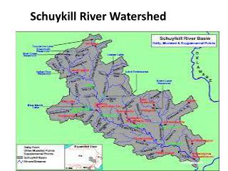 Schuykill  River Watershed