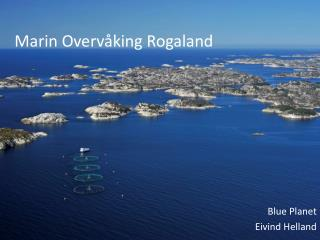Marin Overvåking Rogaland