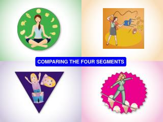 COMPARING THE FOUR SEGMENTS