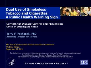 Dual Use of Smokeless Tobacco and Cigarettes: A Public Health Warning Sign