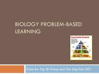 Biology Problem-based Learning