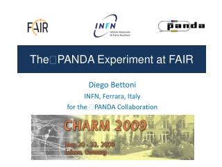 ThePANDA Experiment at FAIR