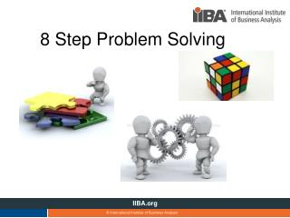 8 Step Problem Solving